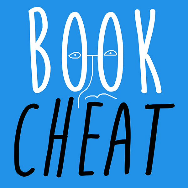 Book cheat podcast cover image