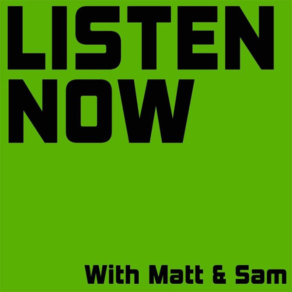 Listen Now podcast cover image
